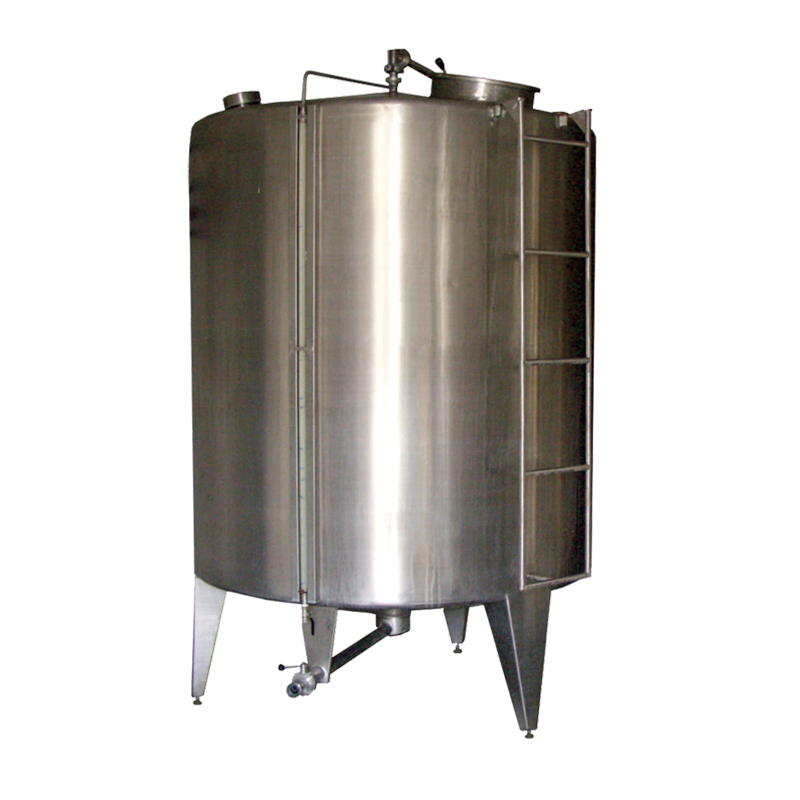 WHEY CHEESE STORAGE TANK