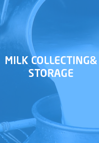 Milk Collecting & Storage